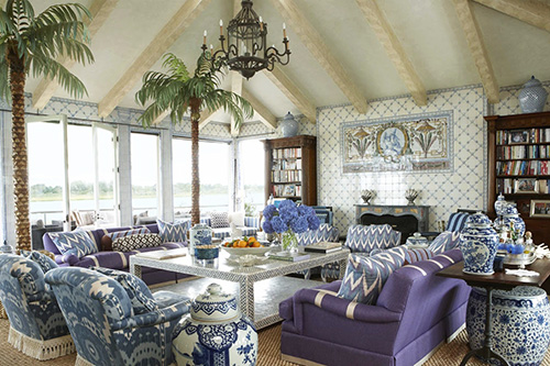 Kirsten Kelli Hamptons Bayside home image