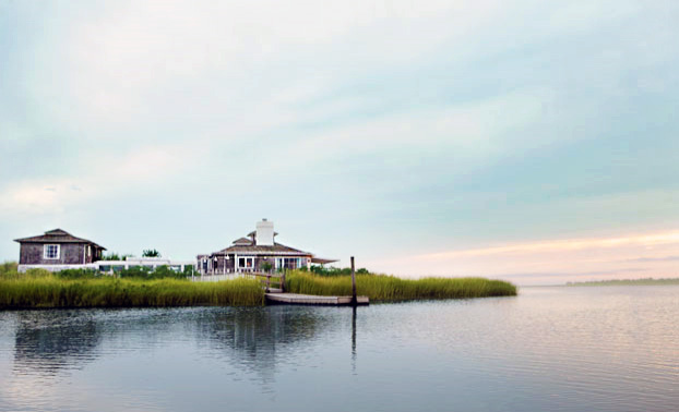 Kirsten Kelli Hamptons Bayside house image