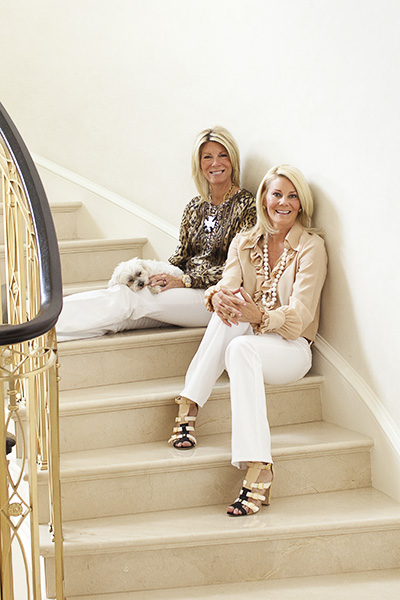 Image of Kirsten and Kelli